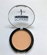 Lovely Pop Cosmetics - Compact Poeder - goud - medium tint - lichte huid - nummer 03