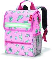 Reisenthel Backpack Kids Rugzak - Polyester - 5L - Cactus Pink Roze