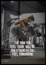 Poster – The Strength - 50x70cm