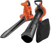 BLACK+DECKER 3000W Bladblazer GW3030 - 16:1 volumereductie - 50L opvangbak