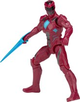 Power Rangers Movie Actiefiguur 12cm-Rood