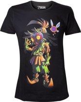 Zelda shirt Majora's Mask – Nintendo maat XXL