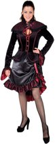 Steampunk Kostuum | Steampunk Gravin Draculina | Vrouw | Large | Halloween | Verkleedkleding