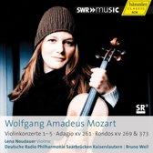 Mozart: Violinkonzerte 1-5