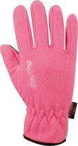 Starling Handschoenen Fleece Senior Roze Maat 6