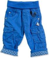Blue Seven Jongens Broek Blauw - Maat  68