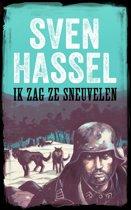 Sven Hassel Serie over de Tweede Wereldoorlog - IK ZAG ZE SNEUVELEN