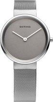 BERING Max Rene 14531-077 - Horloge - Staal - Zilverkleurig - Ø 31 mm