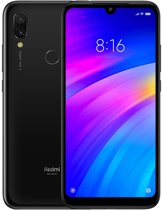 Xiaomi Redmi 7 - 64GB Dual SIM - Zwart
