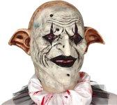 Enge clown horror masker van latex - Halloween verkleed maskers - Enge maskers