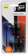 Component Av Cable Psp Slim & Lite