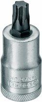 """Gedore 1/2"""" dopsleutel voor uitwendige torx-schroeven - maat: T25"""