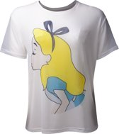 Disney - Alice In Wonderland Sublimation Mesh Women s T-shirt - M