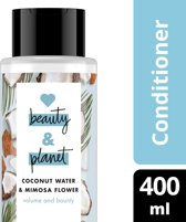 Love Beauty and Planet Conditioner Volume and Bounty - 400 ml - Coconut Water & Mimosa Flower