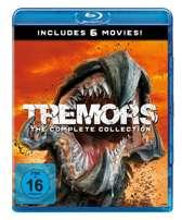 Tremors 1-6 (Blu-ray)