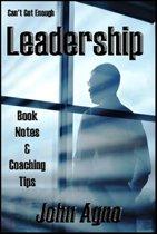 Can't Get Enough Leadership: Self-Coaching Secrets