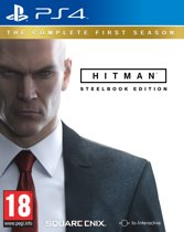 Hitman Complete 1st Season Steelbook Edition - PS4