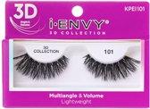 KISS: I-ENVY: 3D LASH COLLECTION - 101 (KPEI101)