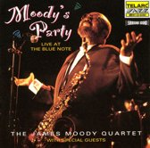 Moody's Party: Live At The Blue Note