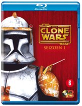 Star Wars: The Clone Wars - Seizoen 1 (Blu-ray)