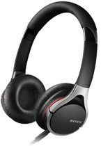 Sony MDR-10RC - Hi-Res audio on-ear koptelefoon - Zwart