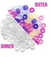 250 Loomfun Wonderkralen UV Zonlicht Loom kralen Beads