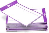 Herschrijfbare magneten of magnetische sticky notes  voor scrum, kanban en agile - TASKcards 16x - Paars