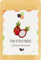 Pink Pitaya poeder | Natural food colouring | Dragon fruit powder | Fenitas