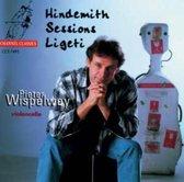 Hindemith, Sessions, Ligeti / Pieter Wispelwey