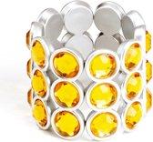 Armband glamour goud