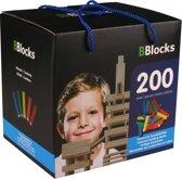 Bblocks in Kleur 200-delig