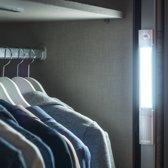 Gadgy Oplaadbare LED Kastverlichting met Licht en Bewegingssensor – USB Oplaadbaar - Zaklamp met nood- en nachtverlichtingsfunctie - Onderbouw - 28 cm.