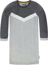Tumble 'N Dry Meisjes Jurk - Grey Light - Maat 104