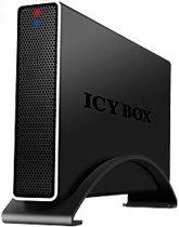 Raidsonic ICY BOX - Harde schijf behuizing - 3.5 inch - Zwart