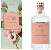 Muelhens 4711 Acqua White Peach And Coriander - 170ml - Eau de cologne