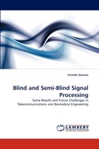 Blind and Semi-Blind Signal Processing