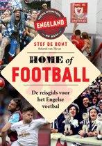 Omslag van 'HOME of FOOTBALL'