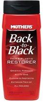 Mothers Wax Back to Black Trim & Plastic Restorer 355 ml
