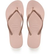 Havaianas Slim Dames Slippers - Ballet Rose - Maat 39/40