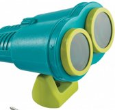 KBT Verrekijker star - turquoise/limoen groen