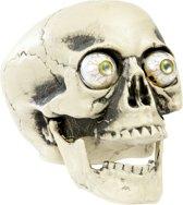 Brein met uitstekende ogen Halloween decoratie - Feestdecoratievoorwerp