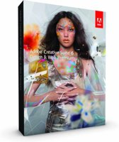 Adobe Design and Web Premium CS6 - Windows - English