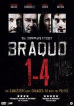 Braquo Box - Serie 1 t/m 4