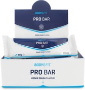 Body & Fit Pro Bar - Eiwitrepen - 1 doos - Cookie Dough Flavour
