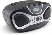 Caliber HBC431DAB-BT - Draagbare DAB+ radio met bluetooth - Zwart