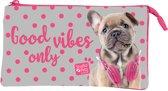 Studio Pets - Etui - Franse Bulldog - voor Meisjes - 22 cm