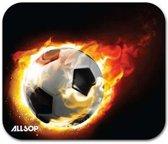 Allsop Blazing Football Multi kleuren