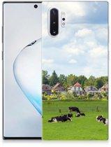Samsung Galaxy Note 10 Plus Back Case Koeien