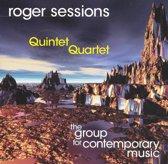 Roger Sessions: Quintet; Quartet