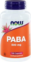 Now Foods Paba